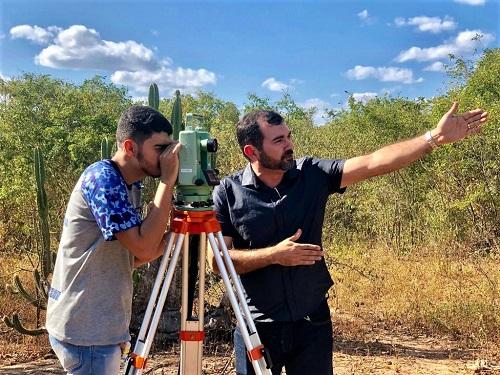 Depois de um ano atuando no Campus Piranhas,  Marcílio de Souza é docente no Campus Santana do Ipanema.jpeg